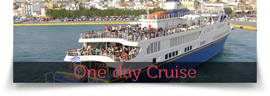 One day Cruise