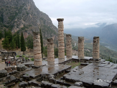 Delphi Tours From Athens