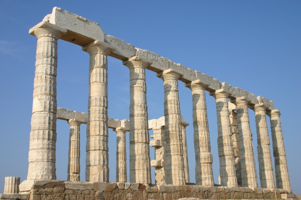 CAPE SOUNION (Temple of Poseidon)